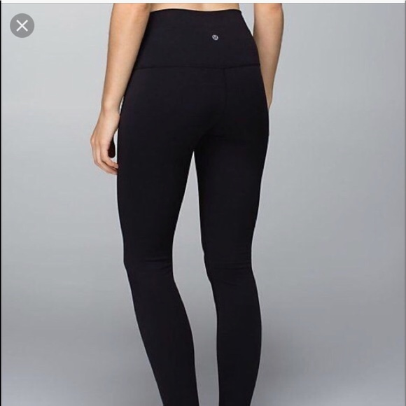 Lululemon Athletica Pants Jumpsuits Firm Sale Lululemon High Waisted Leggings Poshmark